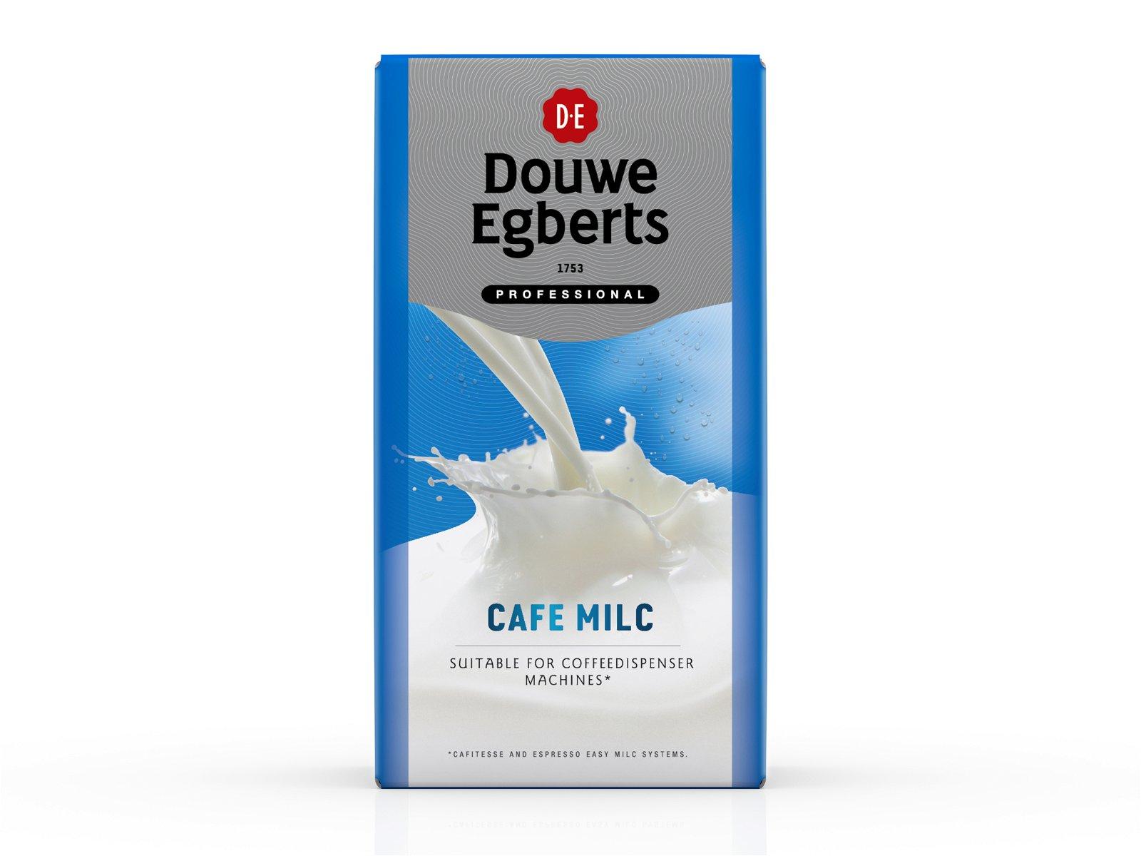 D.E Cafe Milc cafitesse mælk
