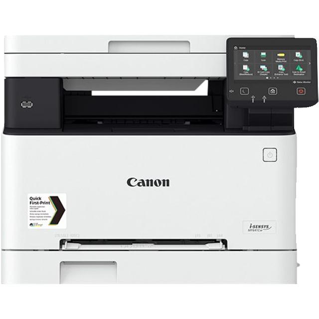 Canon I-Sensys MF641CW printer