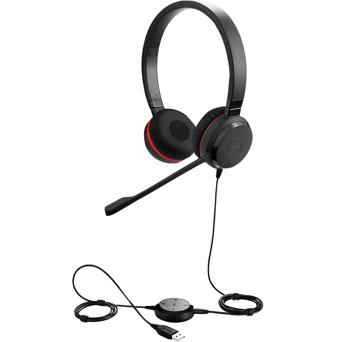 Jabra Evolve 30 MS stereo-headset