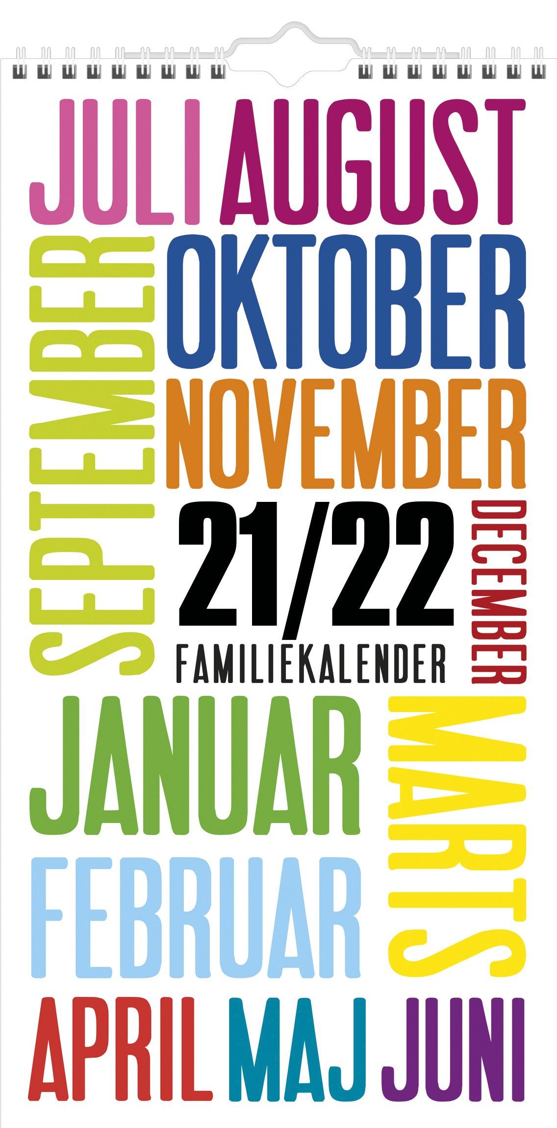 Familie Skole?rskalender TrendArt, FSC Mix
