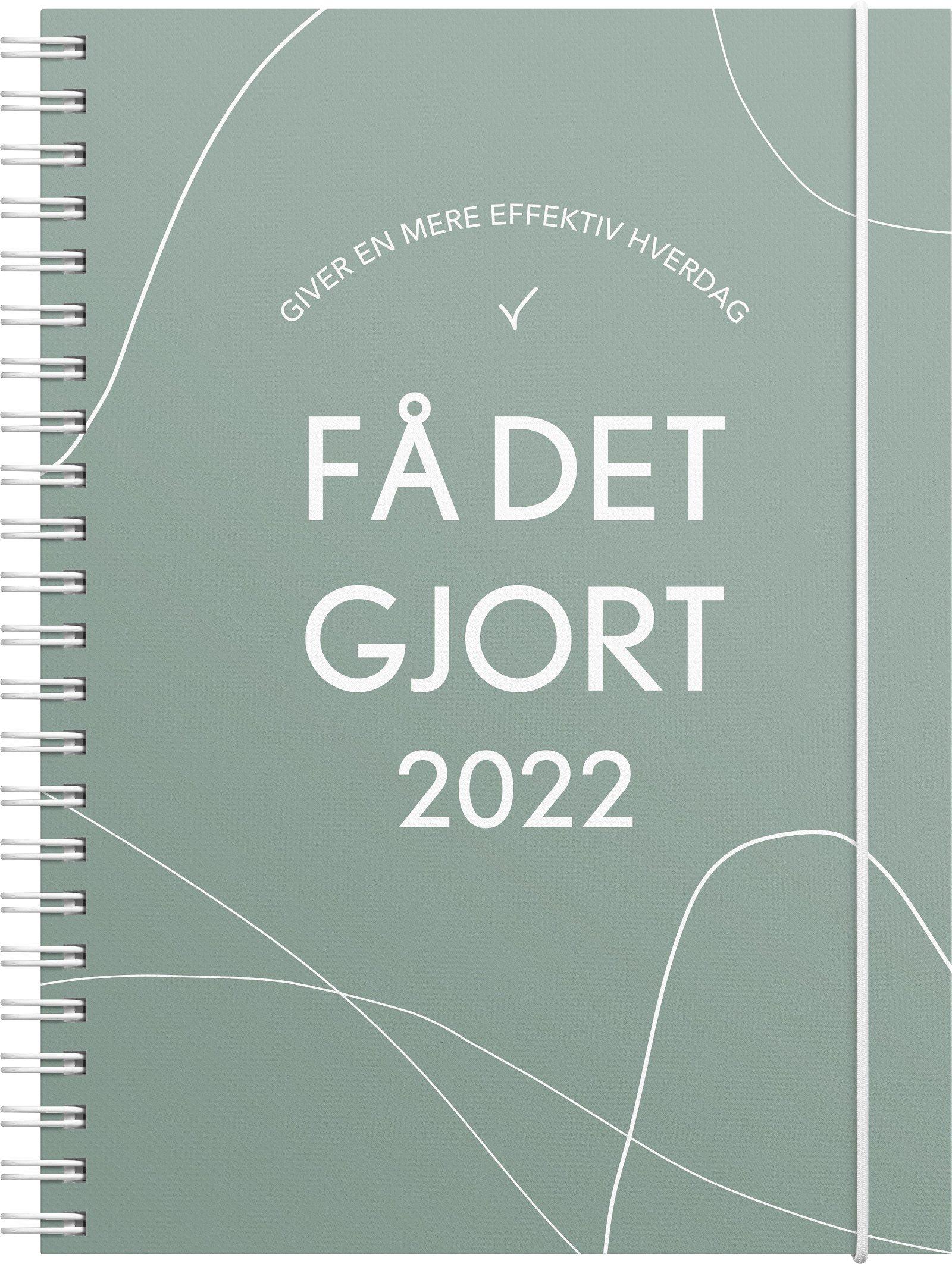 Mayland Få det gjort kalender  uge 2022
