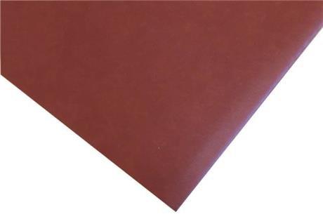 Silkepapir 19 g 50 x 75cm 24 ark m. brun