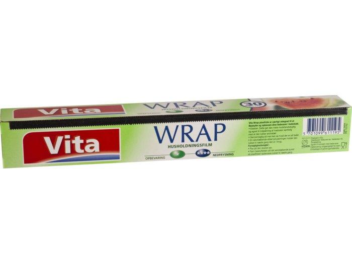 Vita Wrap husholdningsfilm