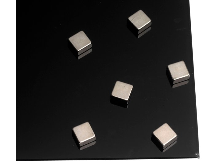 Magnet t/glastavle Naga stål