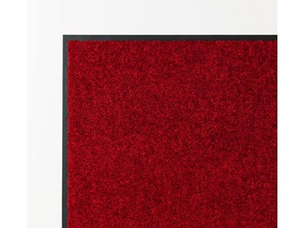 Måtte Palett 60x90 cm rød