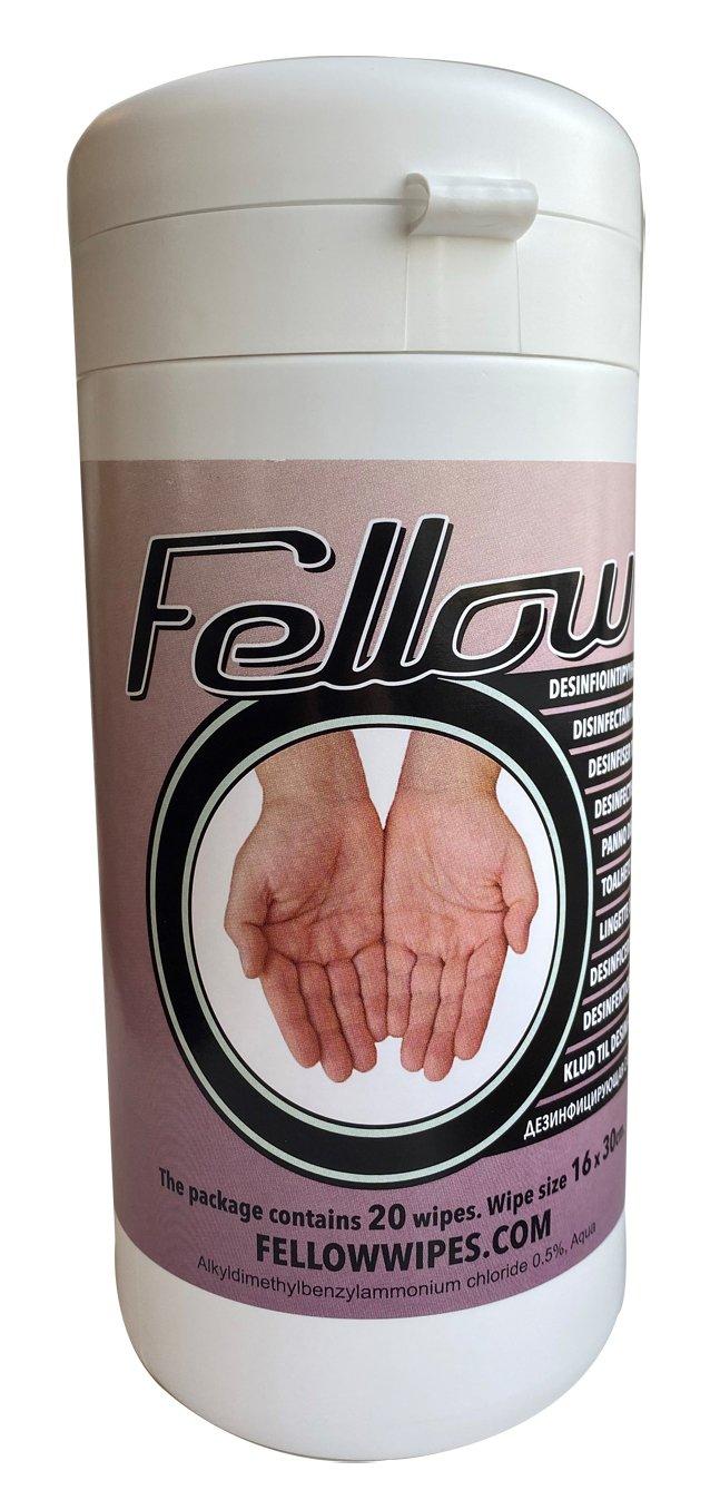 Fellow desinfektions wipes