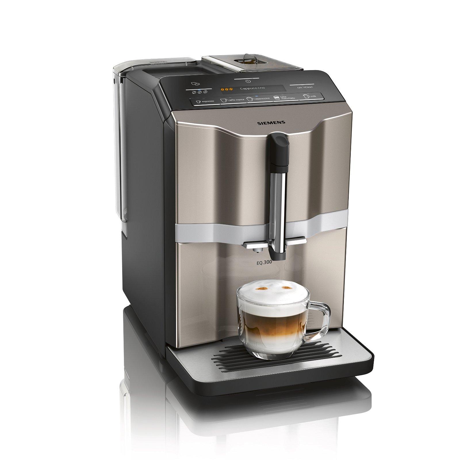 Siemens fuldautomatisk kaffemaskine