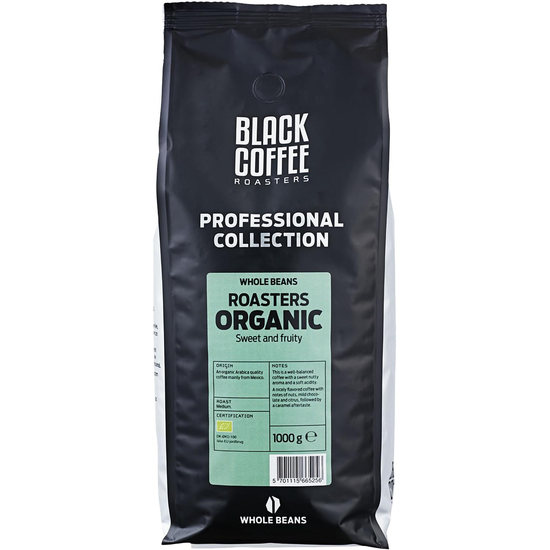 Black Coffee Roasters Organic