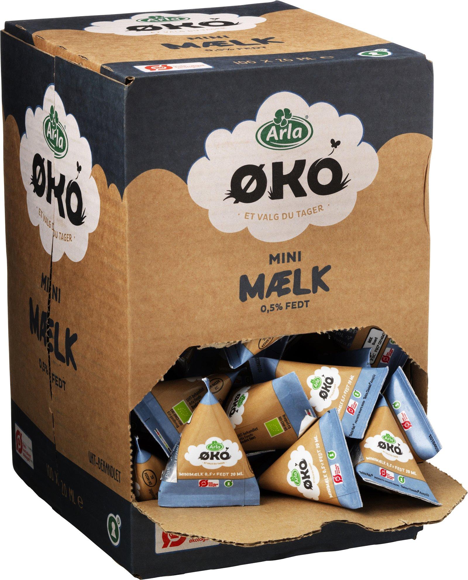 Arla økologisk minimælk