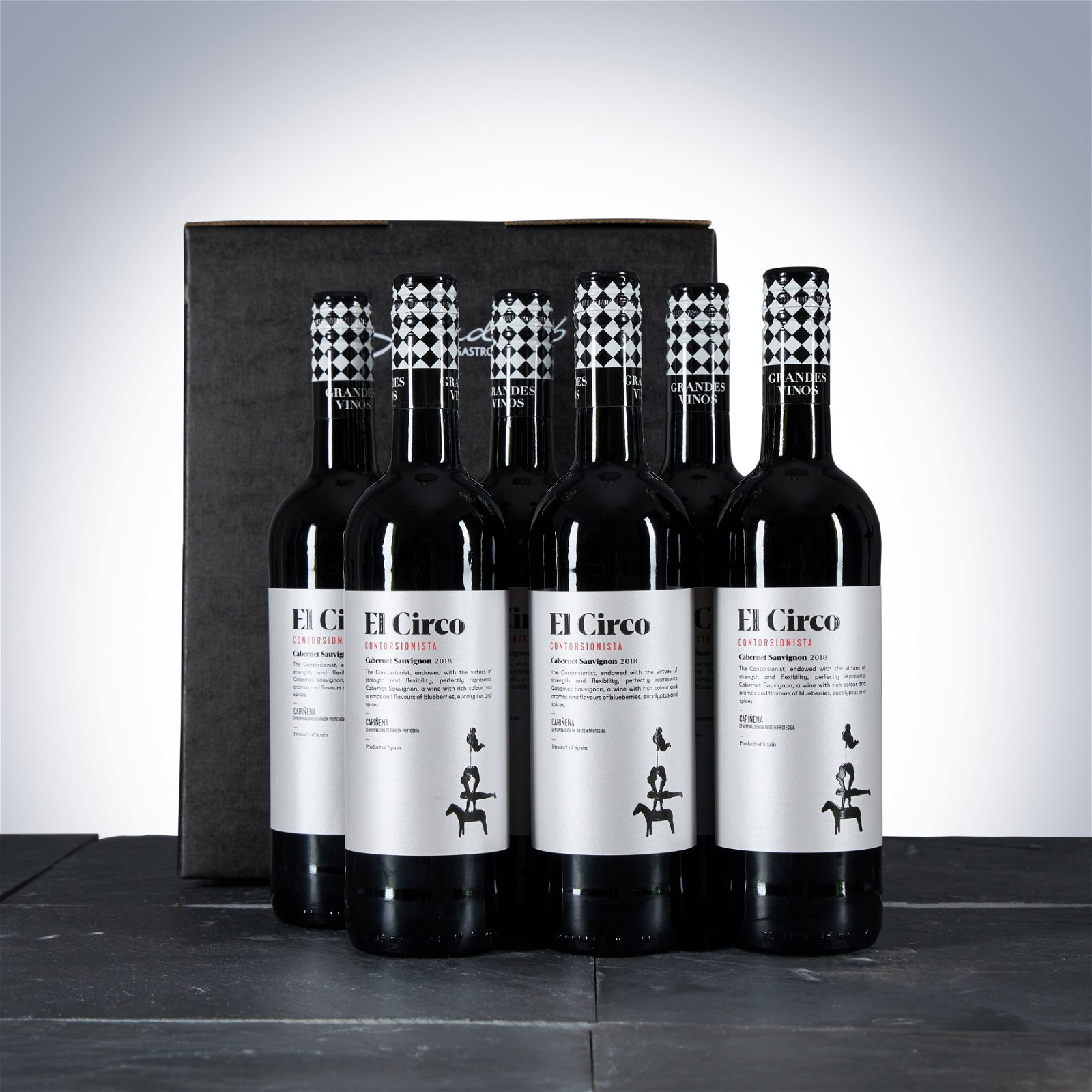 Laudrup Vin Cabernet Sauvignon til jul, 6 fl.