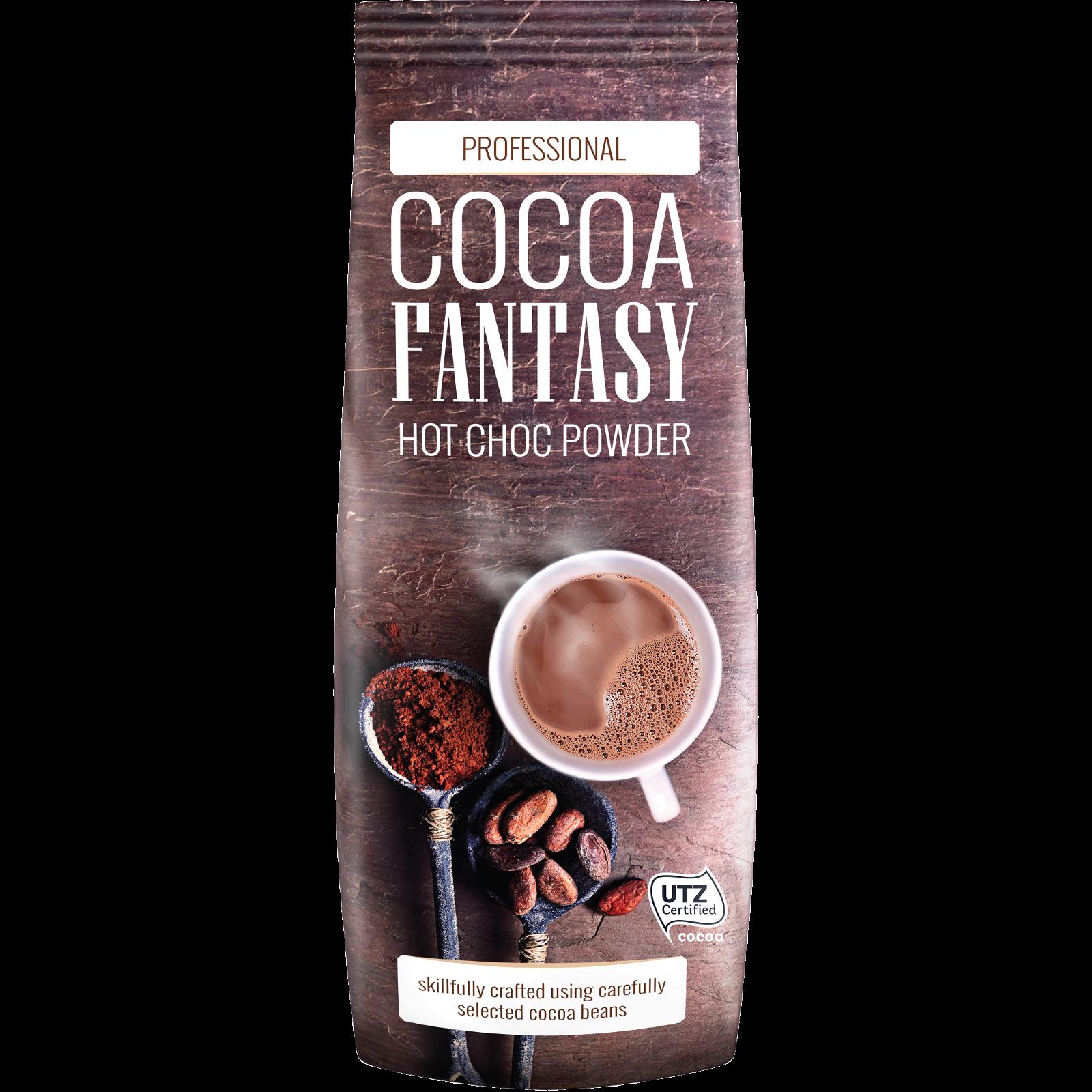 D.E Cacao Fantasy