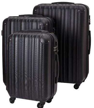 Timing Globetrotter 8090 kuffertsæt