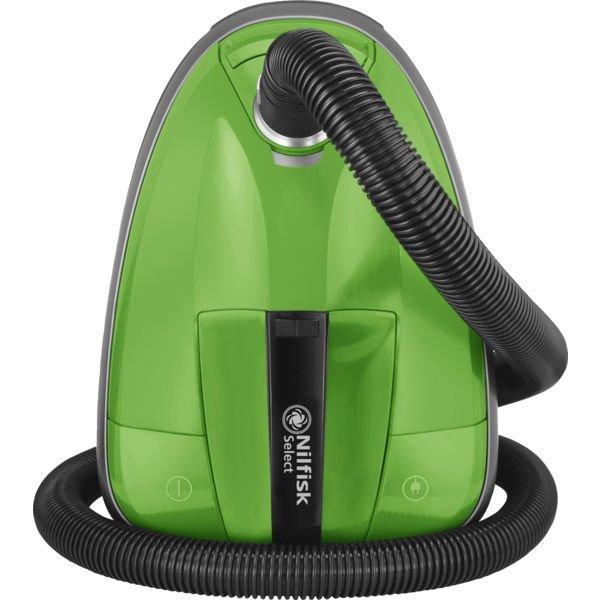 Nilfisk Select m/HEPA filter Grøn, model 128350600