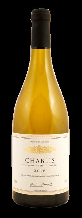 Chablis Paul Pidault, Chardonnay