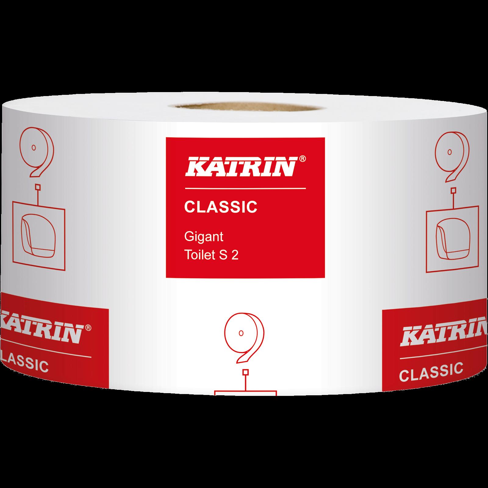 Katrin Classic Gigant toiletpapir