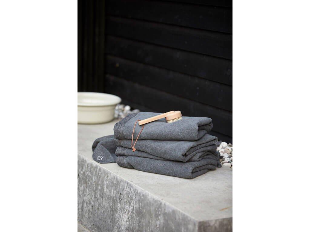 Zone Spahåndklæder Deluxe Grey