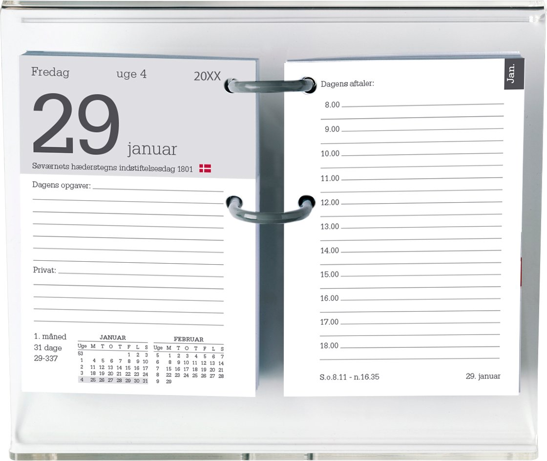 Mayland Blokkalender 2022
