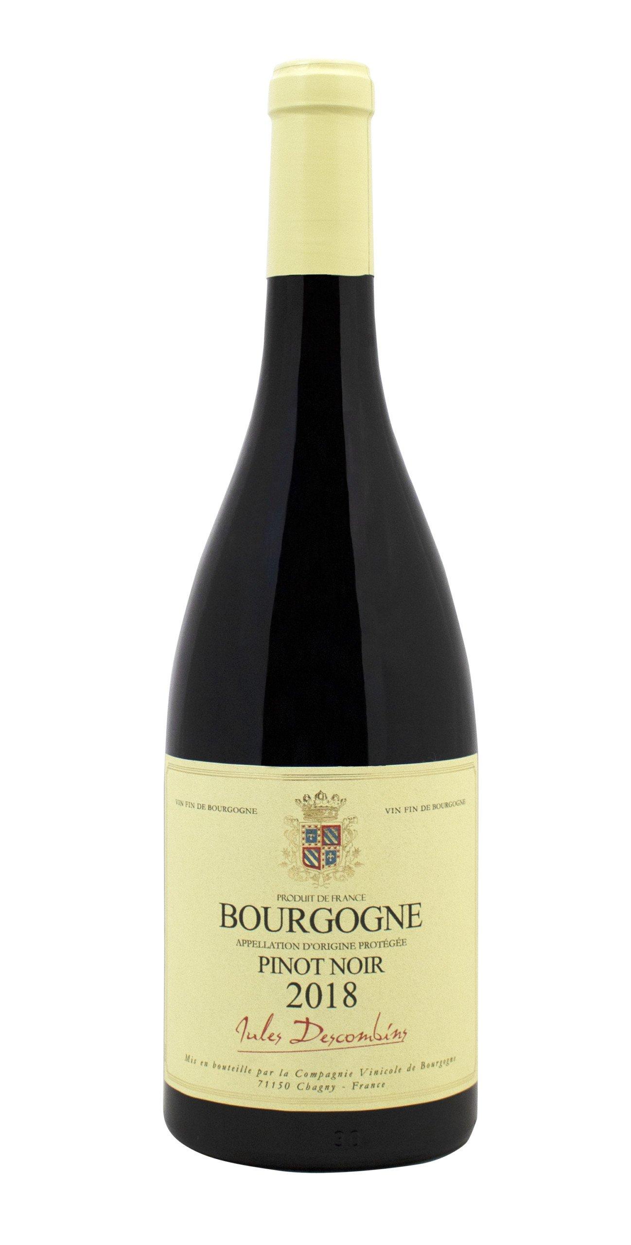 Bourgogne Pinot Noir Jules Descombins