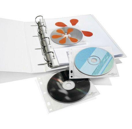 CD-lomme m huller