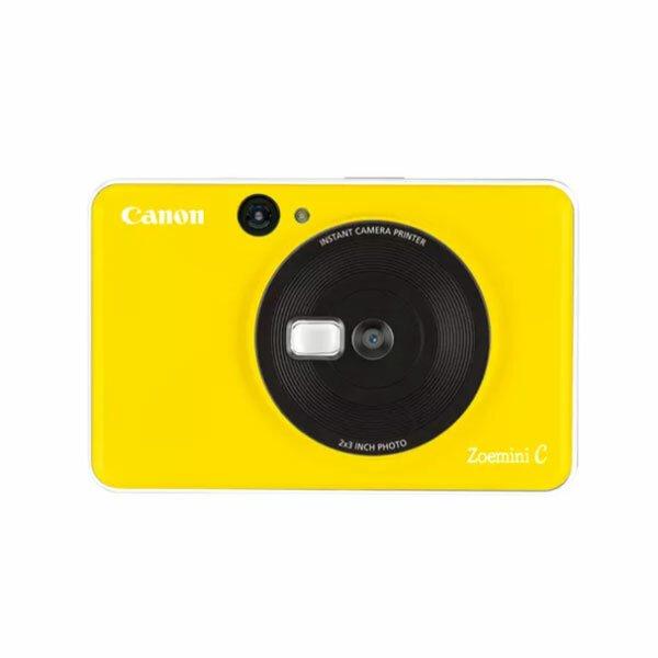 Canon Zoemini C - Bumblebee Yellow