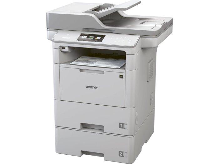 Brother MFC-L6800DWT alt-i-én laserprinter med fax