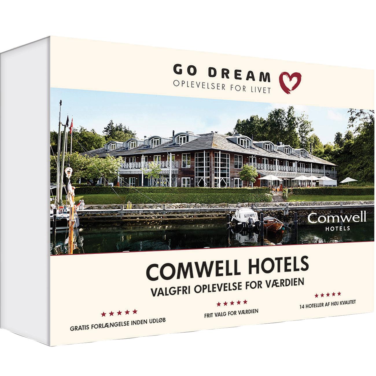 Go Dream Comwell Hotels