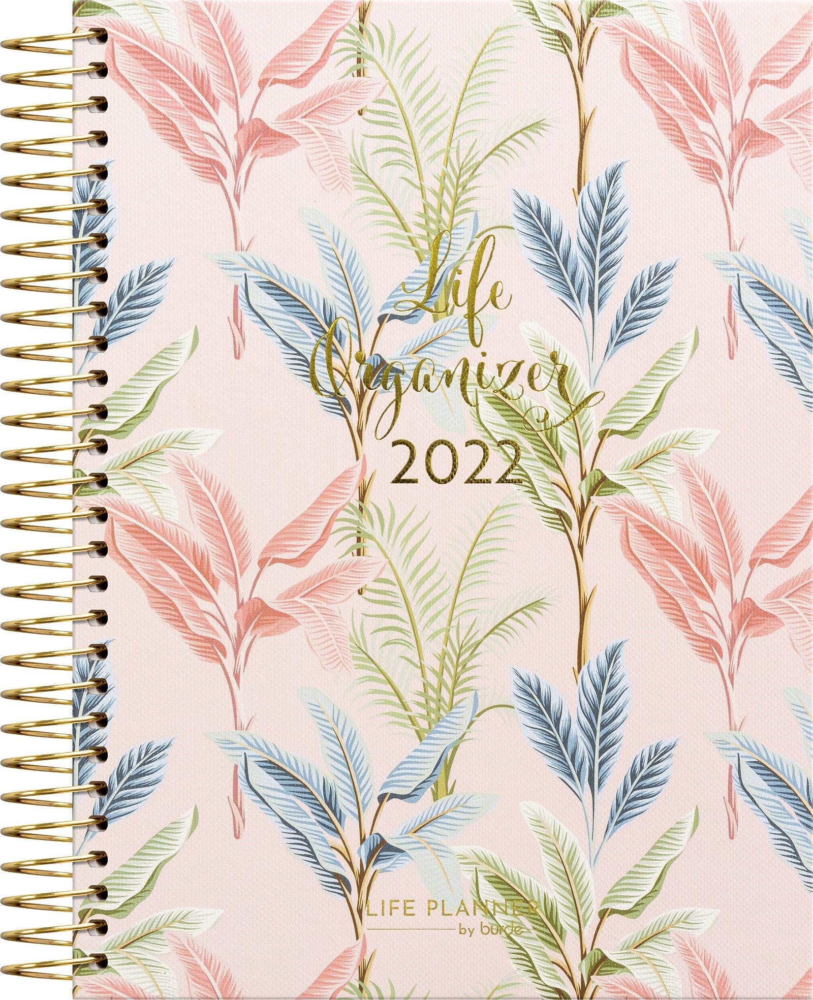 Burde Life Organizer 2022
