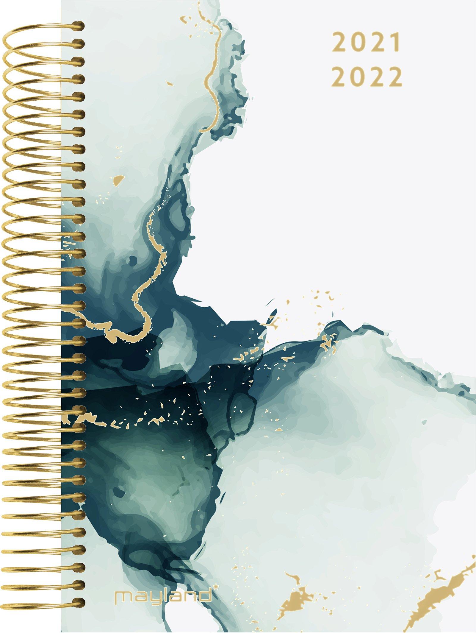 Mini Studiekalender, 1 dag Story, FSC Mix