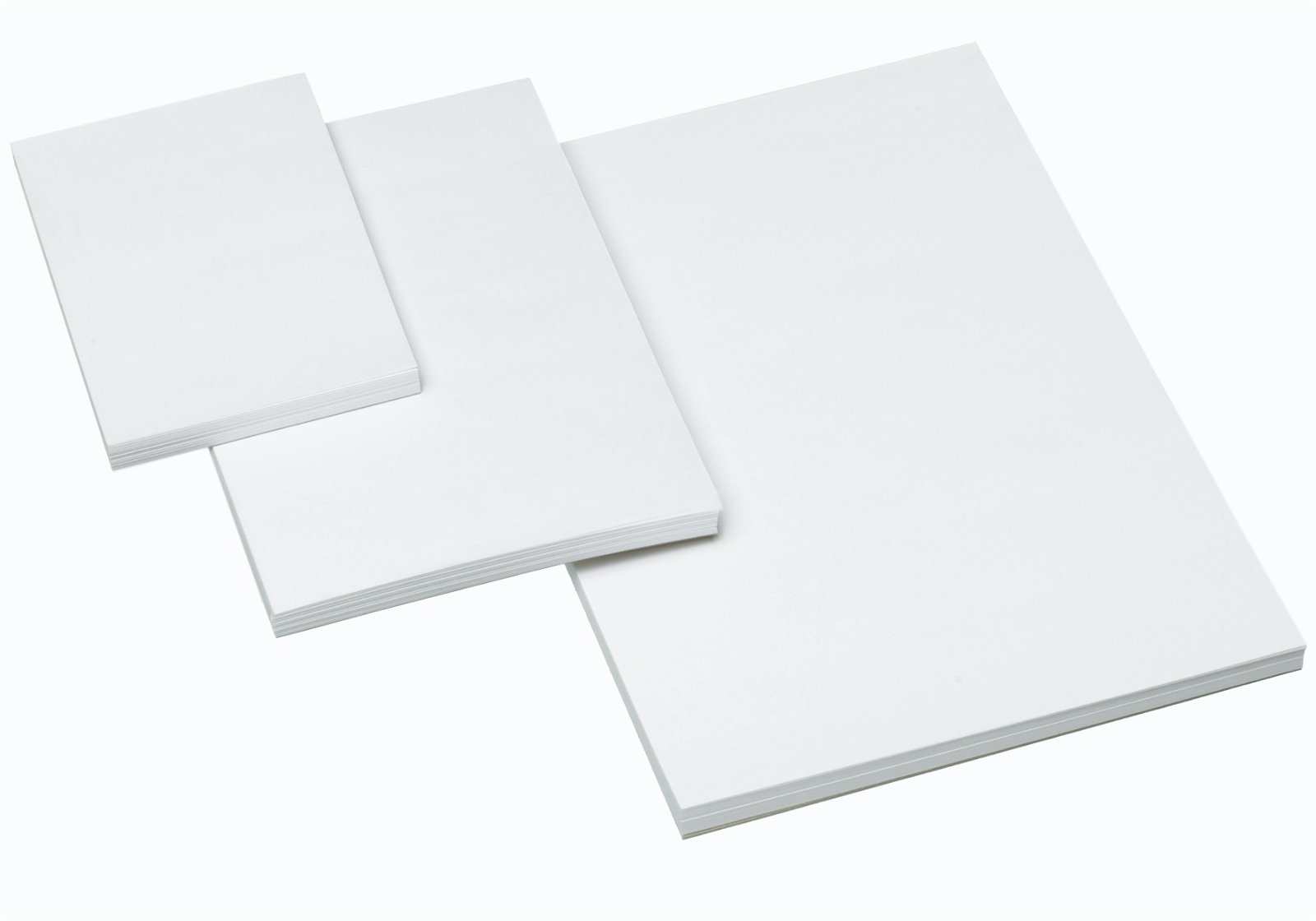Bantex toplimet standardblok  100 sider 60 g