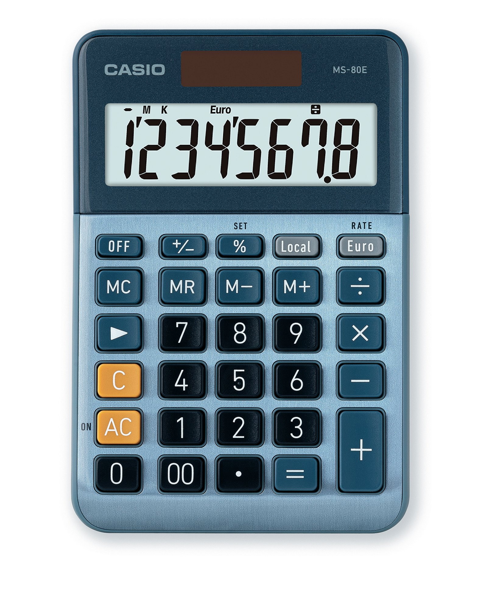 Casio MS-80E lommeregner