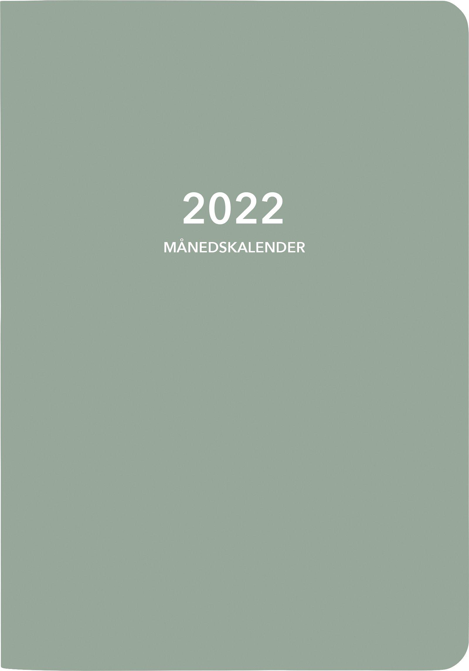Mayland Månedskalender 2022