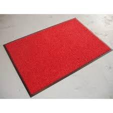 Måtte Palett 90x150 cm rød