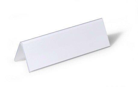 Bordskilteholder 61x210 mm
