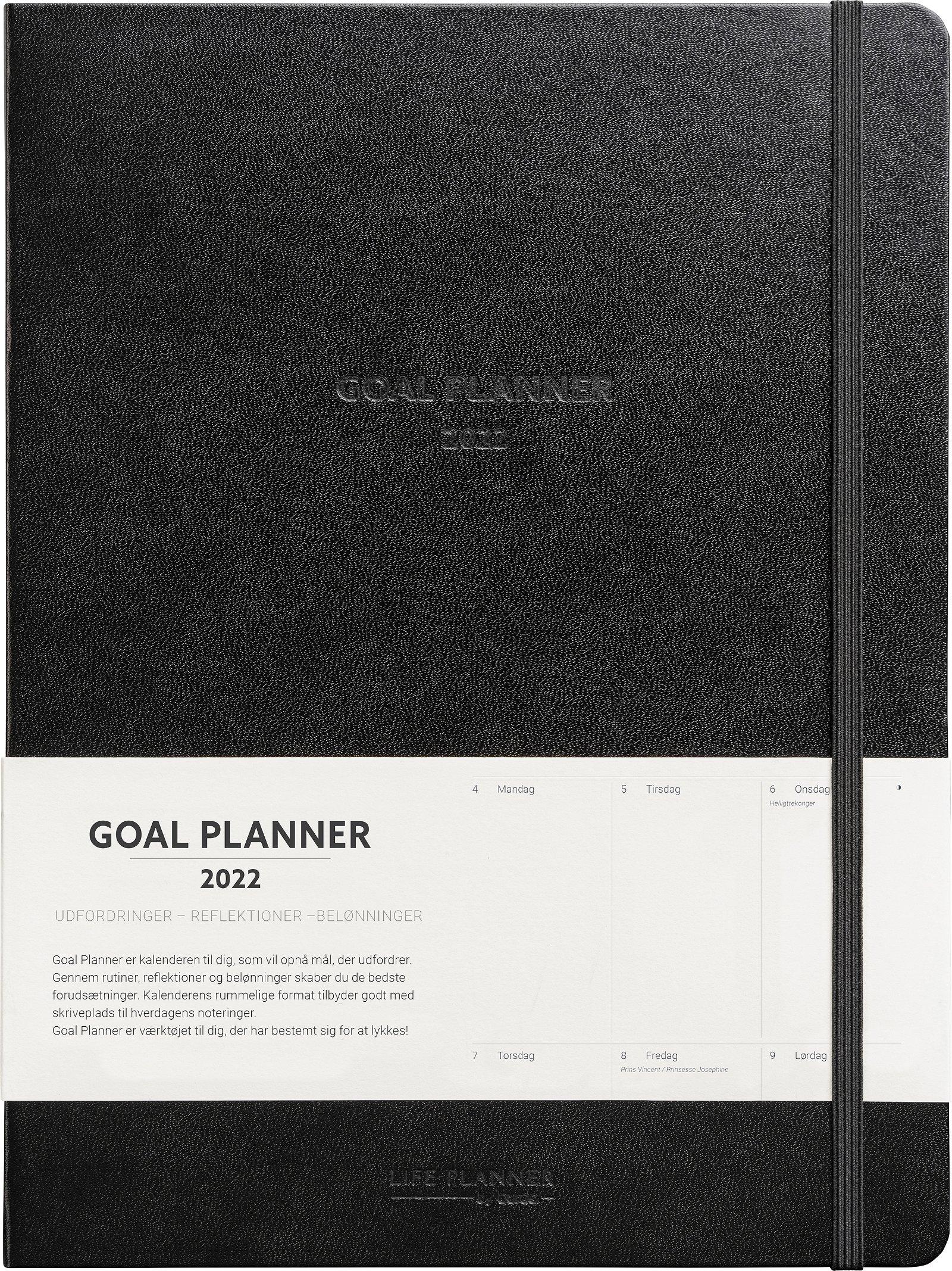 Burde Goal Planner 2022