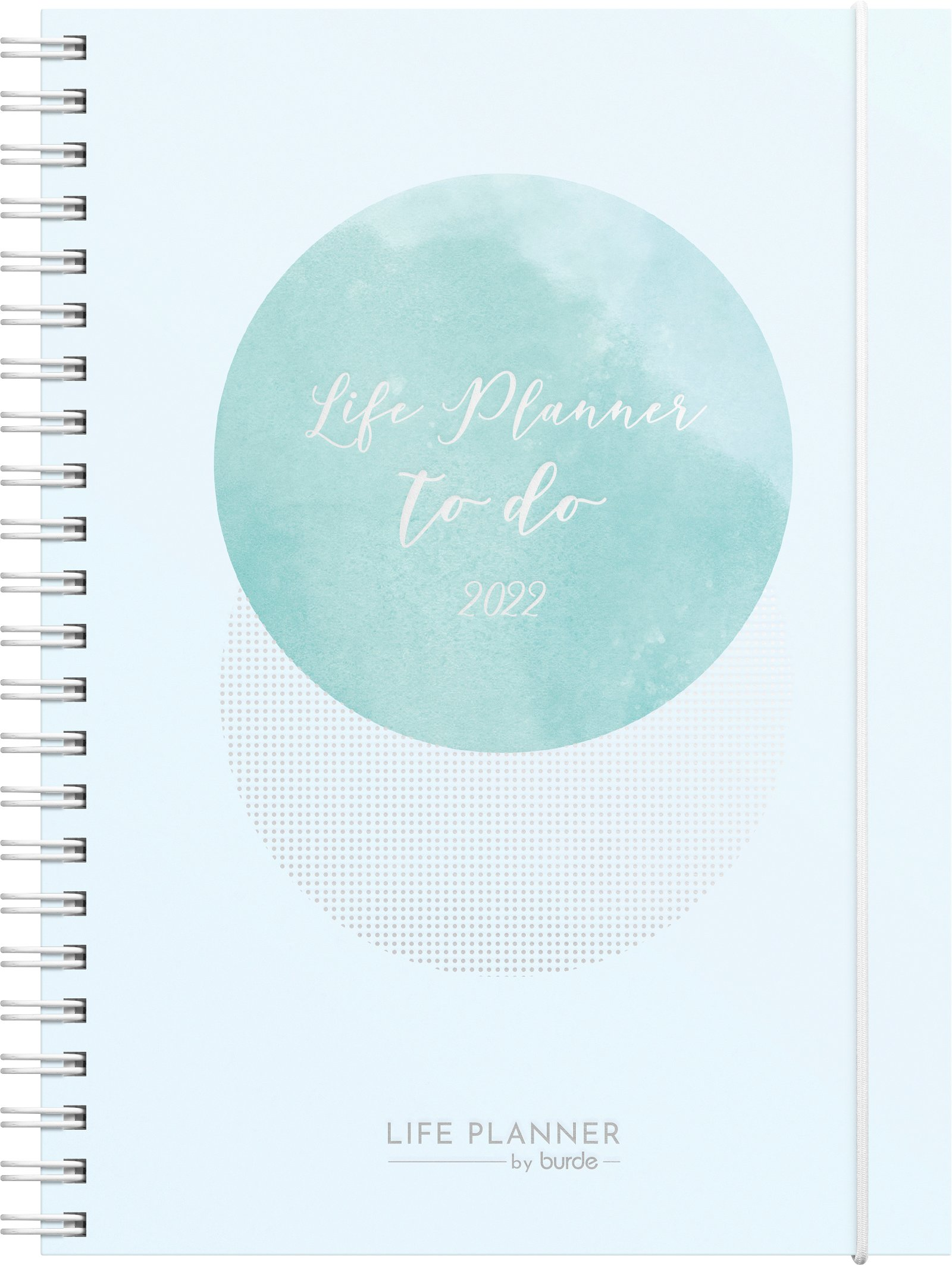 Burde Life Planner Week To Do 2022