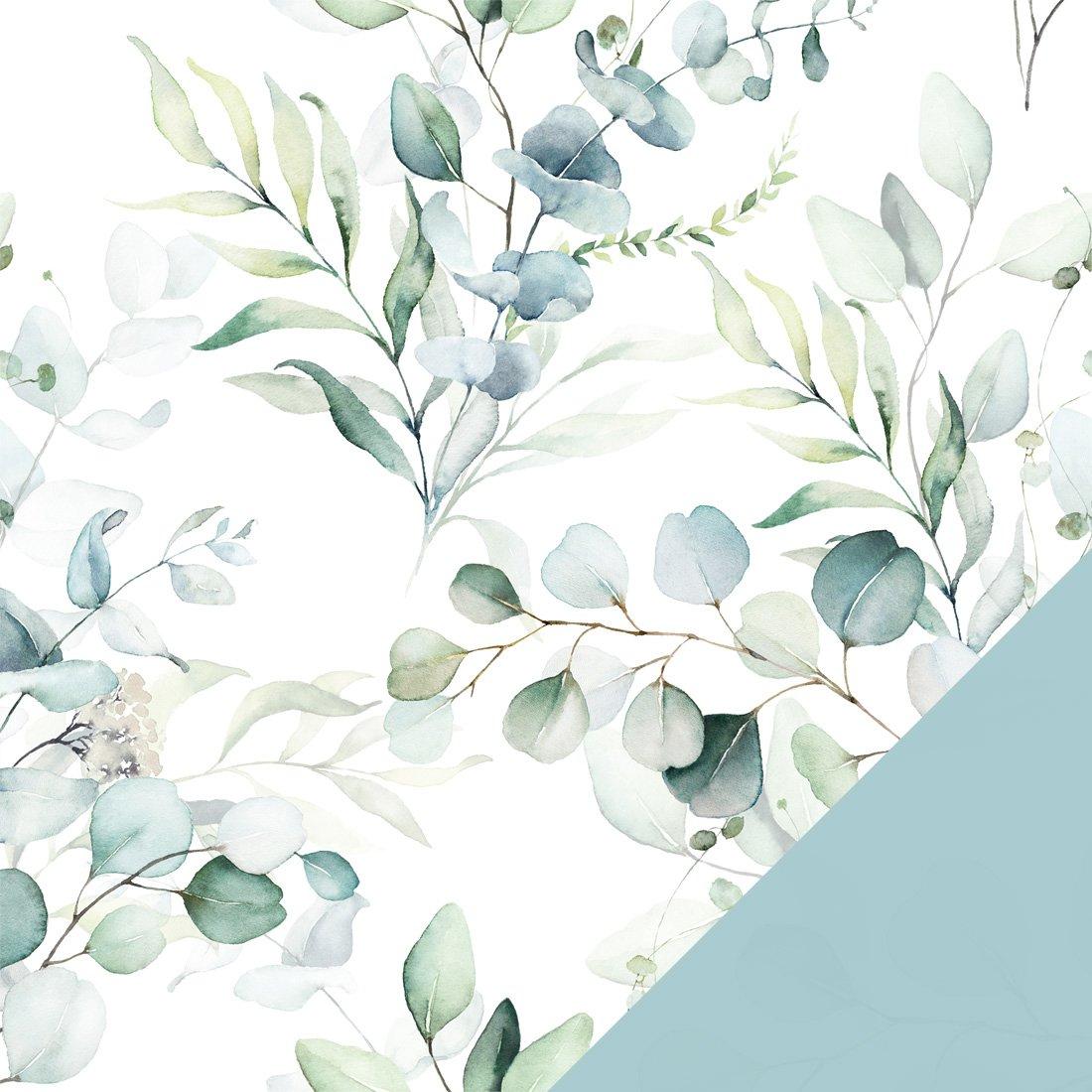 Gavepapir Eucalyptus