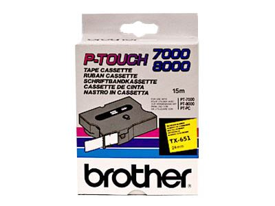 Brother TX-tape