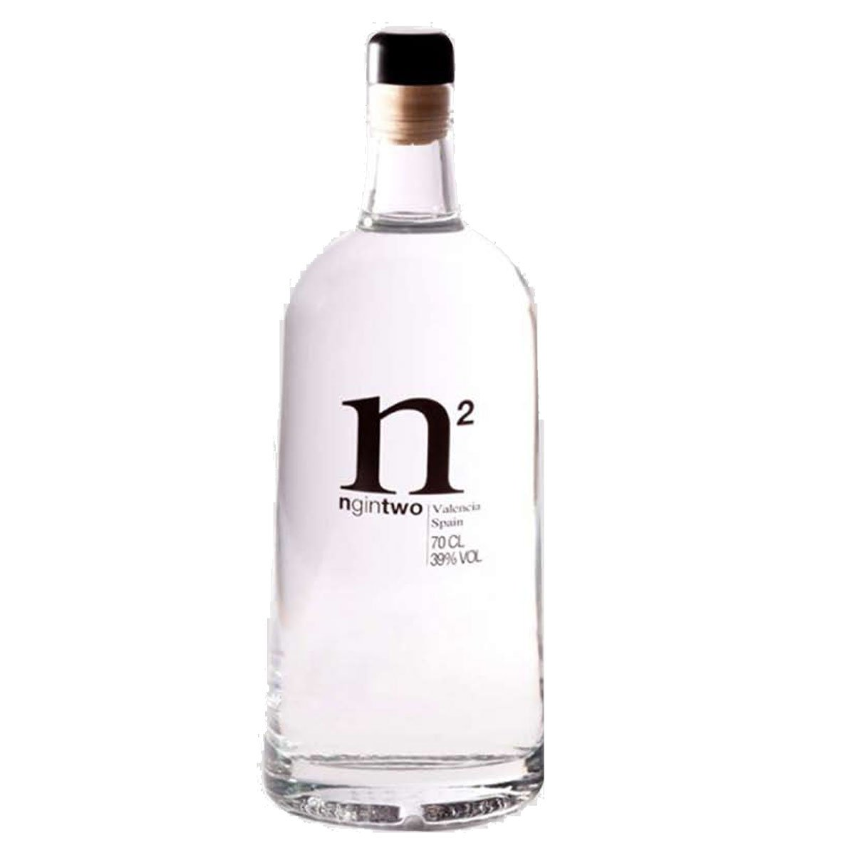 N Gin Two London Dry 70 cl.