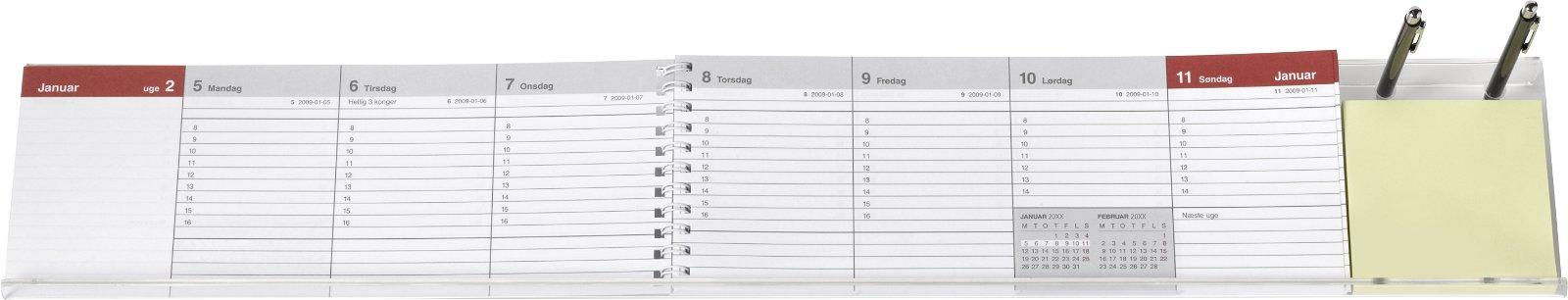 Mayland Uge bordkalender 2022