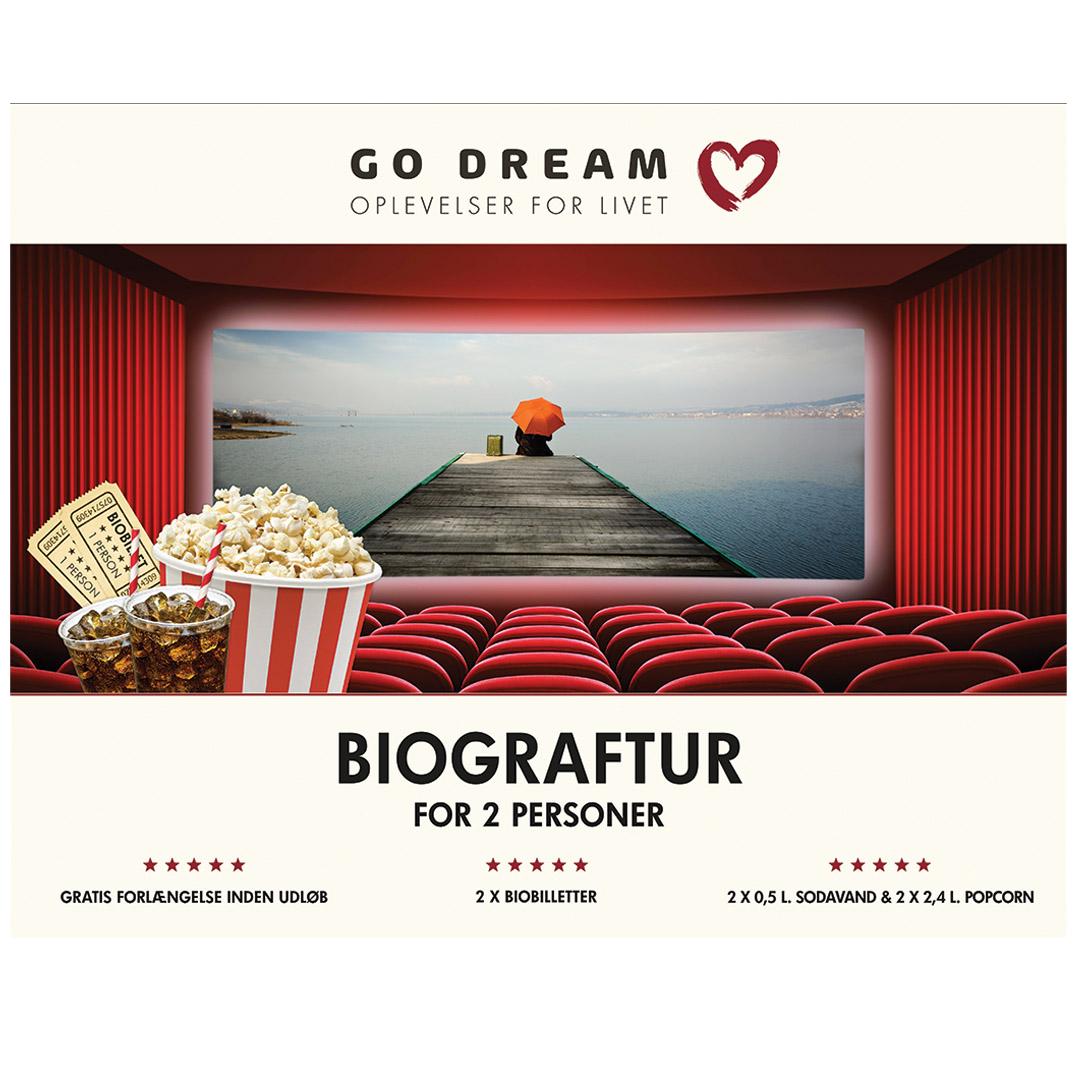 Go Dream - Biograftur for 2