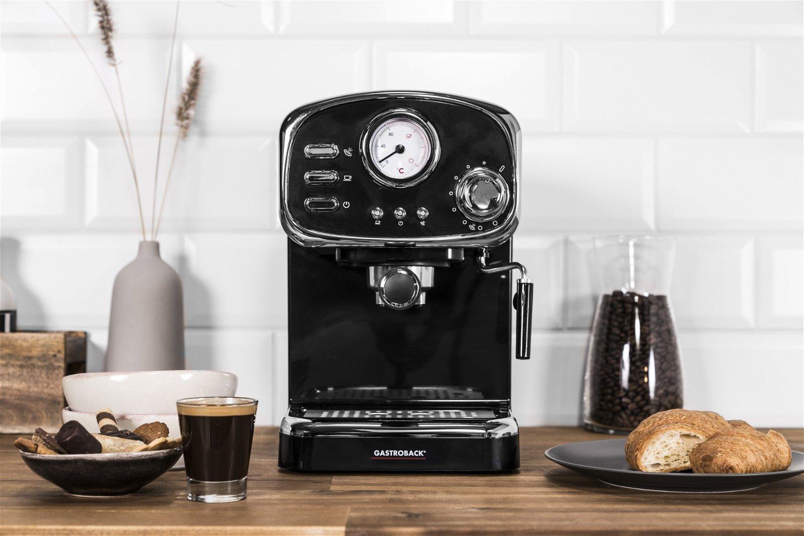 Gastroback Design Basic espressomaskine