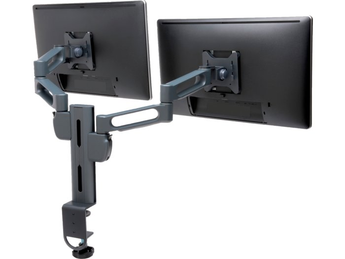 Kensington SmartFit® Dual monitorarm