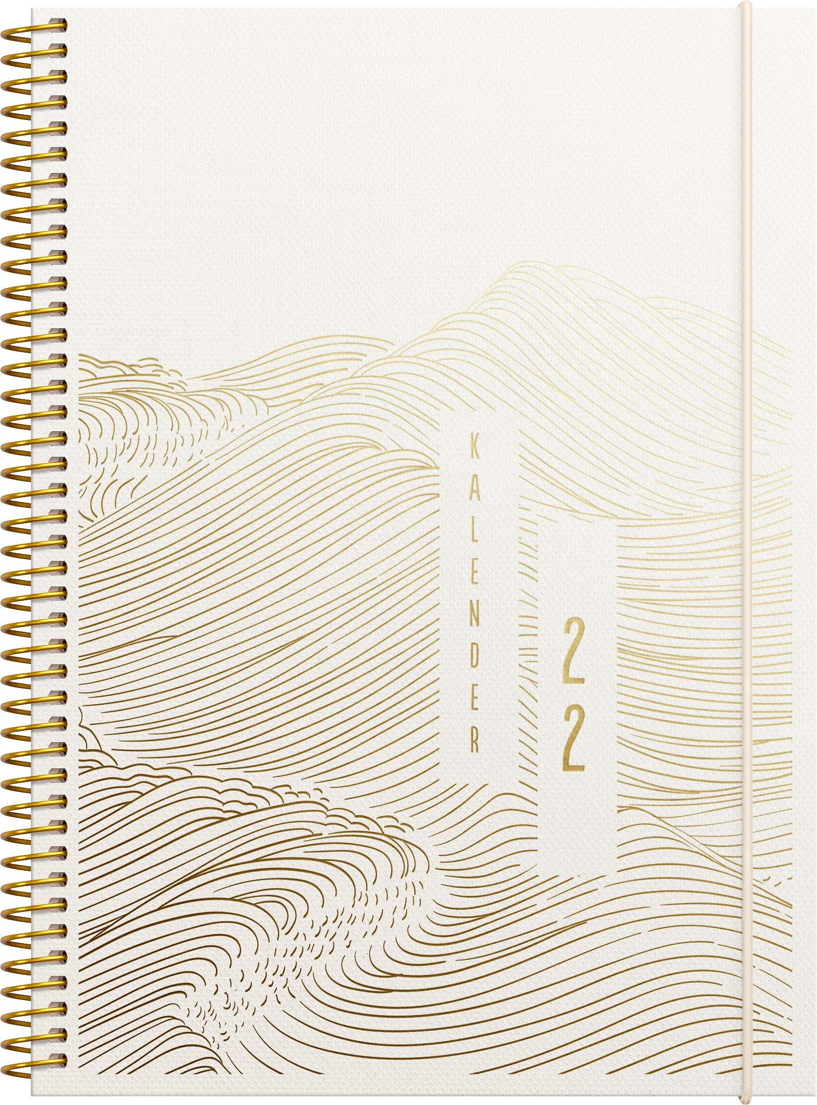 Mayland ugekalender tekstilpræg 2022
