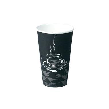 Kaffebæger pap 40 cl - 16 oz
