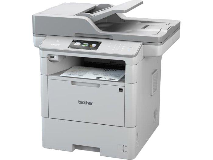 Brother DCP-L6600DW alt-i-en laserprinter s/h, A4