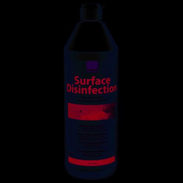 Overfladedesinfektion