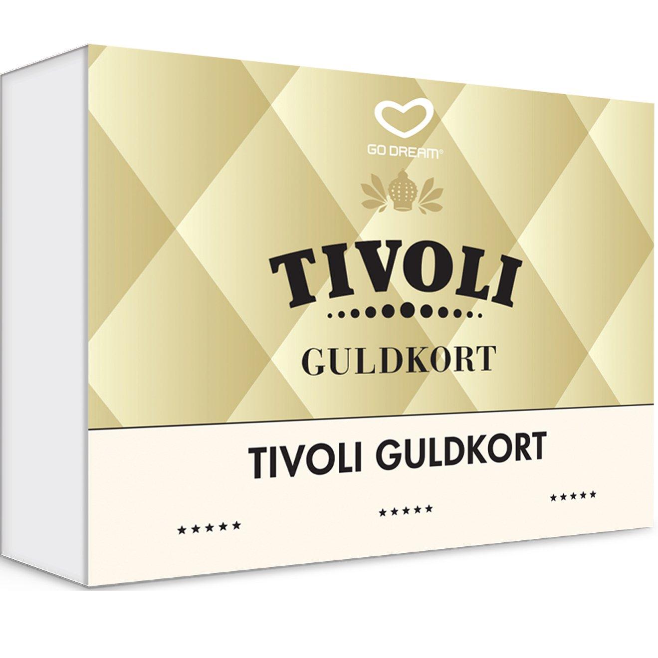 Go Dream Tivoli Guldkort